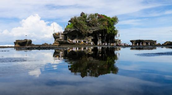 Tanah Lot Ready to Welcome Bali Open Border