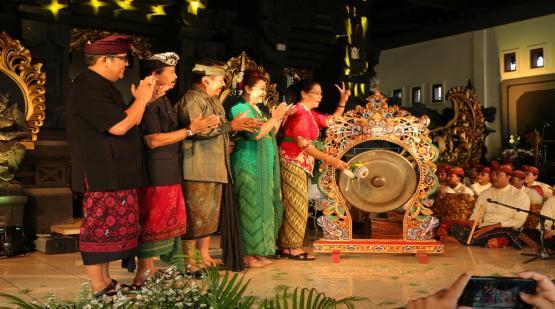 Tanah Lot Art & Food Festival #2 Officially Open